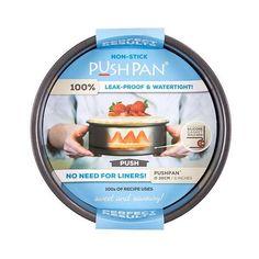 Wham PushPan Springvorm - Aluminium Non-Stick - Rond - Diep - 18 cm Round Cakes, Cake Tins, Cooking Utensils, Shallow, Baking Pans, Us Foods, Recipe Using, Aluminium, Oatmeal