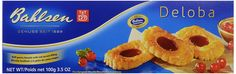 Bahlsen Deloba Cookies, 3.5 oz >>> Discover this special product, click the image : Fresh Groceries