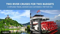 Splurge or Steal: River cruises in Europe and the U.S. http://whtc.co/aefq