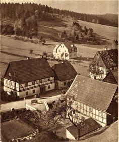 Sankt Katharinaberg im Erzgebirge