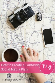 Creating a fantastic social media plan doesn't have to be rocket science. Great tips to get you started immediately.