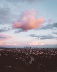 where do you live?  this is my city: los angeles. by ravivora