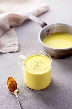 Turmeric Tea Latte