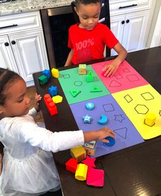 9 Brilliant Sorting Activities For Preschool and Beyond Sensory Activities Toddlers, Activities For 2 Year Olds, Activities For Adults, Sorting Activities, Creative Activities, Shape Activities, Shape Sort, Toddler Toys, Fun Learning