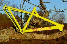 Cuadro rígido Bird Zero, una de las ofertas mejor calificadas para trail con un costo bastante sugestivo