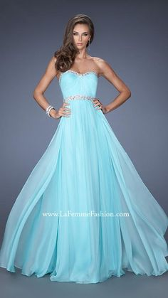 La Femme 19987 | La Femme Fashion 2014 - La Femme Prom Dresses - Dancing with the Stars