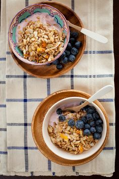 Toasted Coconut & Almond Granola recipe, photo by Melanie Grizzel