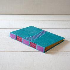 hand stitched books  coptic bound notebook sketchbook or por kucita