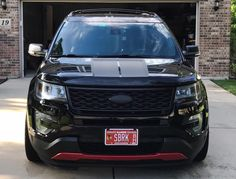 Sports 5, Ford Explorer Sport, Tom Boy, Lakefront Homes, Ford Classic Cars, Ford Edge, Police Cars, Lifted Trucks, My Ride