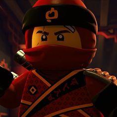Ninjago Kai, Ninjago Memes, Lego Ninjago, Little Kid Shows, Kids Shows, Lego Kai, Bae, Fox Art, Cartoons