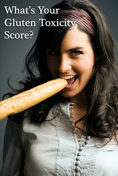 What's Your Gluten Toxicity Score? According to a recent report, 75% of people would benefit from avoiding wheat altogether. Are you one of them? This short quiz displays your Gluten Toxicity Score instantly, plus you'll receive a free eBook, 36 Secret Foods That are Hiding Gluten. http://thealternativedaily.com/glutenquizpin/