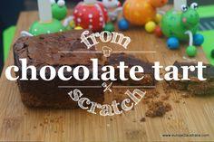 Recipe: soft chocolatetart