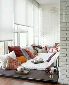 Love Pillow Rooms/Nooks!!