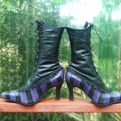 Pendragon Shoes by LJKdesign