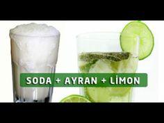 Soda Ayran Limon ile Göbek Eritme Kürü – Kadın Ne Der?
