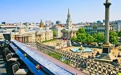 Summer in London: a guide to the city's best hotels for alfresco fun