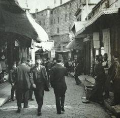 Eski İstanbul Fotoğrafları Arşivi — Mercan