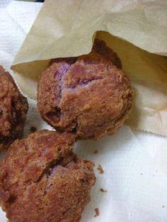 Sata Andagi donut from Okinawa....my favorite!