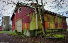 old barn Fort Steilacoom park wa    https://www.flickr.com/photos/132849904@N08/shares/X1Vkx2 | estelle greenleaf's photos