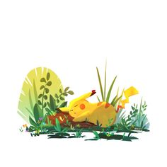Sleeping Pikachu - Pokemon Memes