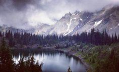 Home Lake - Olympic National Park WA [OC] [720 x 440]   landscape Nature Photos