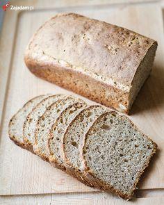 Chleb pszenno żytni na zakwasie - prosty przepis