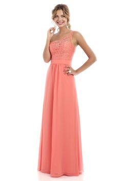 Alexia Designs style 224L: Floor length version of 4224.