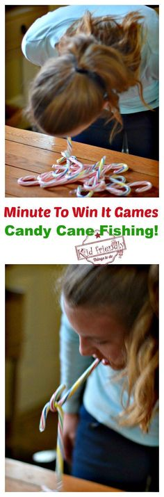 Super Fun Kid Friendly Minute To Win It Games with a Winter and Christmas Theme! - Super Fun Kid Friendly Minute To Win It Games with a Winter and Christmas Theme! Easy enough for ki - New Christmas Games, Xmas Games, Holiday Party Games, Kids Party Games, Birthday Party Games, Christmas Activities, Christmas Themes, Fun Games, Holiday Fun
