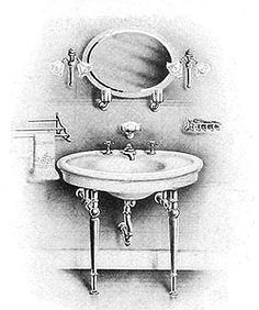 Beau Featuring Vintage Bath Fixtures For A New Vintage Bathroom Remodeling  Project.