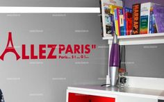 Stickers PSG. Chant des supporters Allez Paris !   http://www.idzif.com/idzif-deco/stickers-muraux/stickers-destroy/stickers-psg/produit-stickers-psg-chant-des-supporters-allez-paris-2306.html