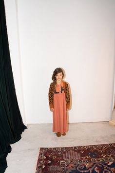 Flea market look for the welcome to LA collection for fall 2014 from Bobo Choses childrenswear