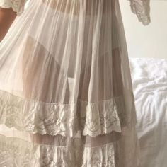 Looks Style, My Style, White Aesthetic, Tulle, Feminine, Angel, Fancy, Pretty, Outfits