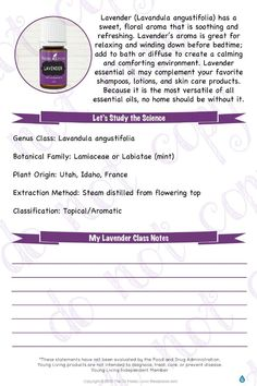 2#ClippedOnIssuu from Abundance Essential Oil Study Guide