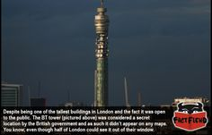 The Secret Tower In The Middle Of London - http://www.factfiend.com/secret-tower-middle-london/