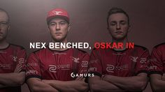 Mousesports have announced that Oskar will step into the team's starting lineup.