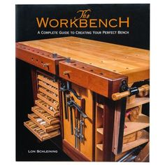 Woodworking Shop 50 woodworking workbench woodworking projects Easy Woodworking Bench Ideas For Garage Spaces Woodworking Bench Plans, Workbench Plans, Woodworking Books, Woodworking Workbench, Easy Woodworking Projects, Woodworking Furniture, Garage Workbench, Woodworking Classes, Industrial Workbench