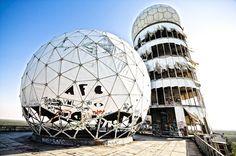 Abandoned NSA Listening Station, Berlin