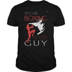 Boxing T-Shirts, Hoodies. SHOPPING NOW ==► https://www.sunfrog.com/Sports/Boxing-124177951-Black-Guys.html?id=41382