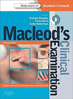 Download guyton and hall textbook of medical physiology pdf all macleods clinical examination with student consult online access 13e amazon fandeluxe Gallery