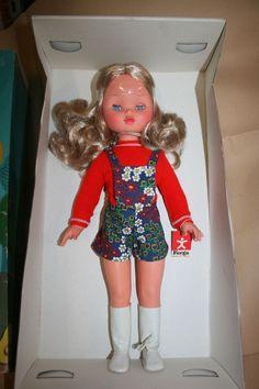 bambola furga Musetta 45cm cod 4103 con scatola