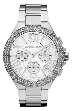 This baby will be on my wrist later this week...kind of a big deal. I've only been choosing my first Michael Kors watch for a couple years now!
