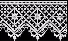 Красивая кайма может быть добавлена к женскому наряду, к любому обрезному проекту, от этого изделие становится более привлекательным, полным и сложным. Некоторые авторы полагают, что кружевное искусство берет свое начало в Древнем Риме. Известный так же факт, который относит вязание кружев к 15 веку, когда Чарльз Пятый постановил учить кружевному мастерству в школах и монастырях бельгийских провинций. Изготовление кружев твердо основалось в области моды. Чтобы быть точным, кружева были…