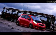 Toyota Yaris by hesoyam25