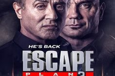 Escape Plan 2 Hades 2018 English 720p BluRay 800MB Escape Plan, Hades, English, How To Plan, Fictional Characters, English English, English Language, Greek Underworld
