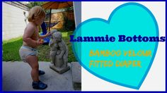 Lammie Bottoms ~ Bamboo Velour Fitted Cloth Diaper Review It is beautiful indeed :o)))!! Thank you so much, Dear!!!