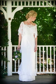 Photo by Jim Vetter//Gown by Amy-Jo Tatum