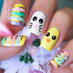 pollito uñas