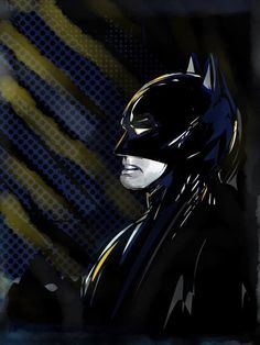 MY OWN BATMAN