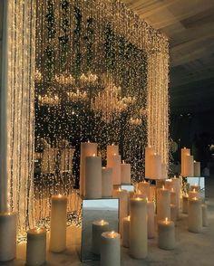 luxury lighted wedding backdrop #wedding #weddings #weddingideas #dpf #luxuryweddings
