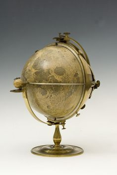 400 Years of Beautiful, Historical, and Powerful Globes | This awesome moon…
